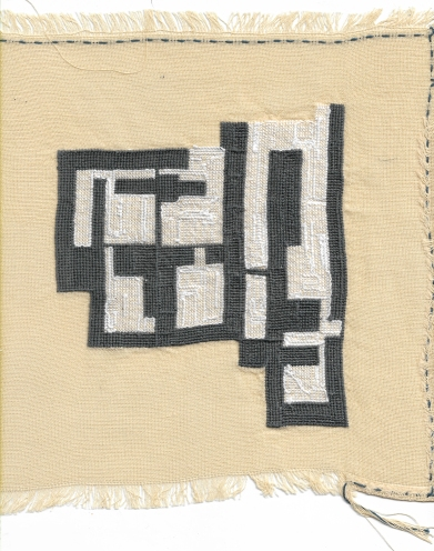 Tadmur Prison blueprint ( Palmyra Prison ) Syria